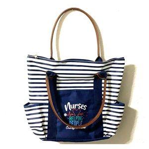 Handbags - Nurses Tote Bag // NWOT